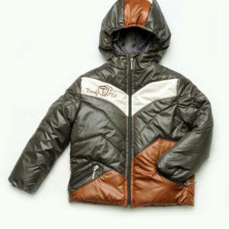 Куртка демисезонная для мальчика (хаки)
