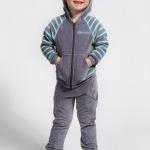 Детский велюровый костюм для мальчика