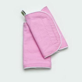 Накладки для сосания гигиенические розовые