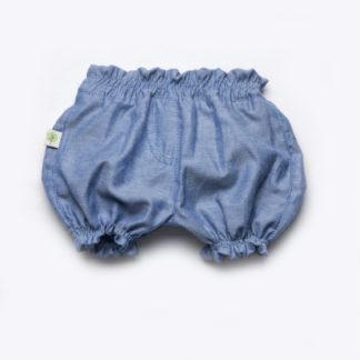 Шорты-панталоны для мальчиков (хлопок деним)