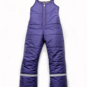 Зимние утепленные штаны для мальчиков и девочек
